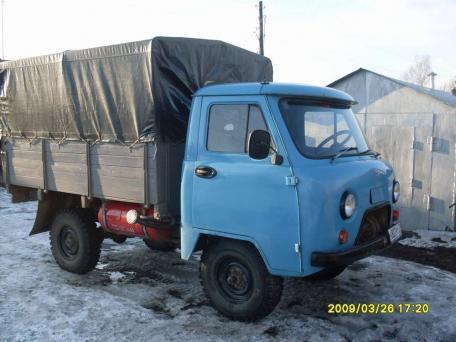 Легкие коммерческие УАЗ 33 3 - Продажа коммерческих