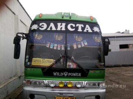 Продам автобус Kia Grand Bird 1999 г. , город Волгоград.